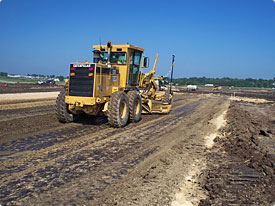 Benefits Soil Stabilization