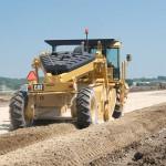 Multiple passes to obtain soil uniformity
